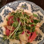 Citrus and Radish Salad