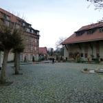 Auf dem Schlossmühlenhof