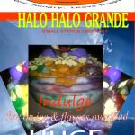 Big Mouth Halo Halo Grande