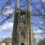 St. Johannis, Würzburg, Alemania.