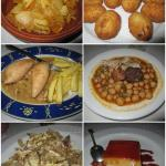 Mosaico de platos