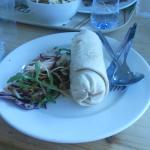The Chicken Burrito