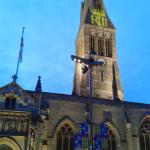 Leicester cathedral