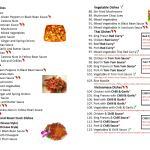 Chicken, Beef, Roast Pork, Duck, Vegetable, Thai, Curry, Vietnamese Dishes.