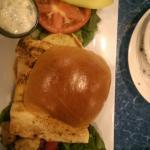 Dolphin Sandwich