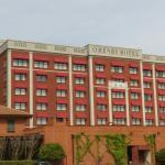 O'Henry Hotel -- Greensboro, North Carolina.  Photo by M. Alexander