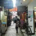 Situated on a small alley entrance from Main Bazar.