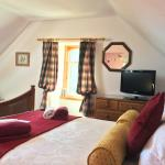 King Room with luxurious Dorma bed linen