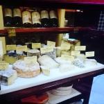 carrello di formaggi strepitosi