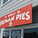 A Deli and Pieman Pies