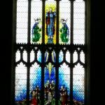 Stained glass window - sublime