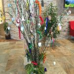 Easter tree thing
