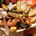 La zuppa di pesce di Tapulin !!!!