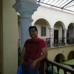 vista interna del hotel