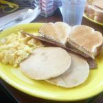 Pancake Combo...