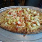 Chipotle Shrimp Flatbread