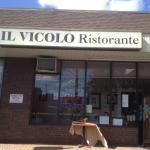 Il Vicolo - front of restaurant