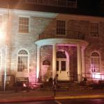Town Hall honoring breast cancer awareness