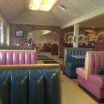 Yellow Mills Diner - dining room