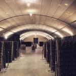 Learning about the wine riddling process