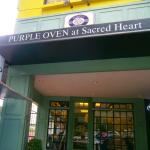 The famous Purple Oven bakeshop at the groundfloor of the YMCA Building