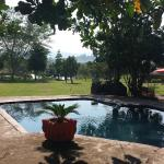 Swimming Pool & Braai Area