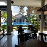 Padma Sari Beach Front Resort Foto