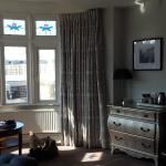 Sunny front bedroom