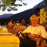 Fine dining in peace