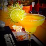 Beat the heat with cool cool mango margarita