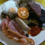 Breakfast - Climber's