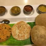 Lunch Thali No 12