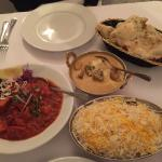 Great Indian food.