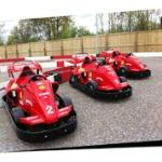 Ferrari Fleet of electric karts