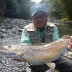 10 pound brown trout