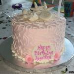 Erbeer-Vanille-Torte