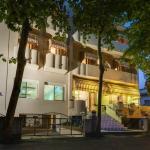 Esterno Hotel veduta serale