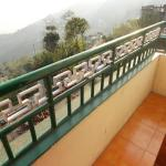 Balcony of room