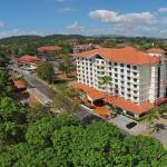 Aerial View Holiday Inn