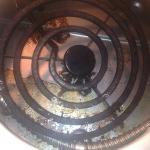 larger stove burner