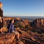 Great hiking on Colorado National Monument