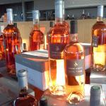Vins rosé du Moulin de la Roque