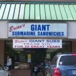 Brian's Giant Submarine Sandwiches