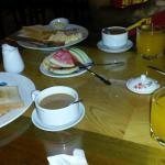 desayuno a la carta, Holiday Gold Hotel