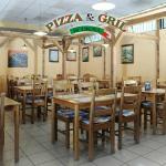 druhá časť pizzerie