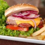 Grand choix de burgers maison