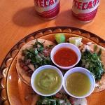 $3 tacos and $3 Tecate