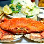 Locally Caught Dungeness Crab