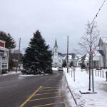 Downtown Harbor Springs - Dez/2014