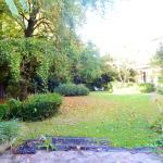 Amplio jardin!